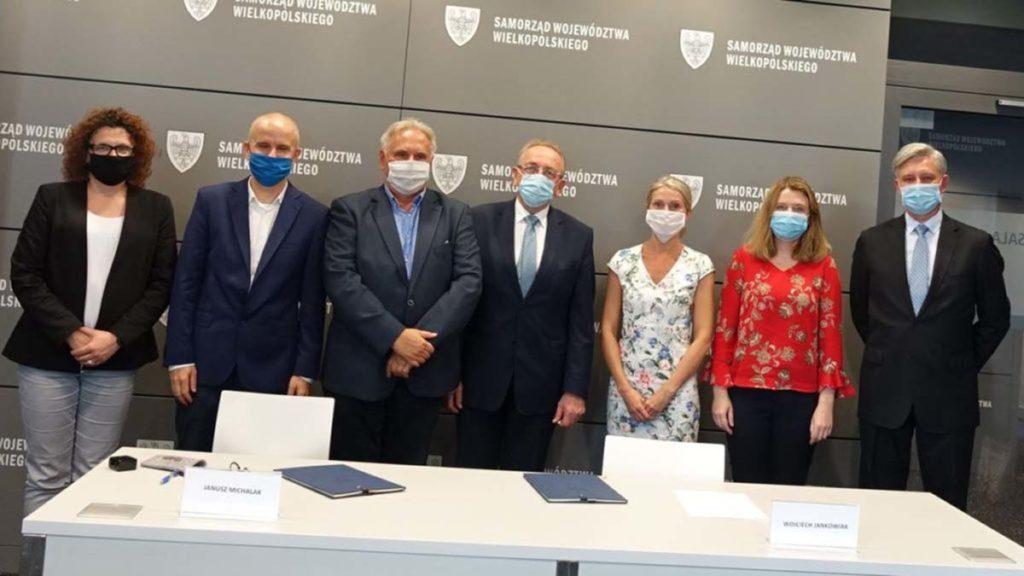 Środowiskowe Centrum Zdrowia Psychicznego Poznań Północ - podpisanie umowy